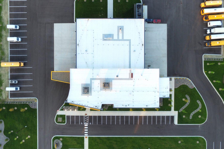 Hoglund Drone Overhead